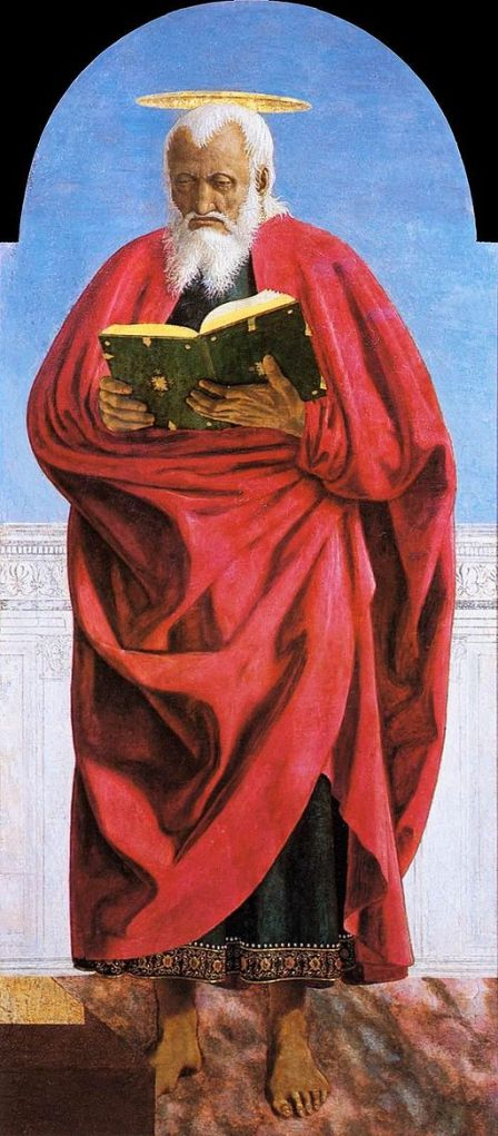 Piero_della_Francesca_-_Polyptych_of_St_Augustine_-_St_John_the_Evangelist_-_WGA17458